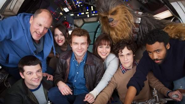 Star Wars\' estrenará su nueva película, \'Solo\', en el Festival de Cannes
