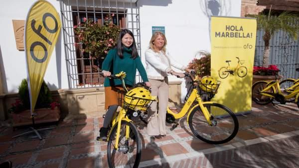 Marbella ofertará hasta 500 bicicletas compartidas