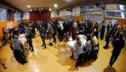 Primeros votaciones en las Elecciones en Cataluña 2017