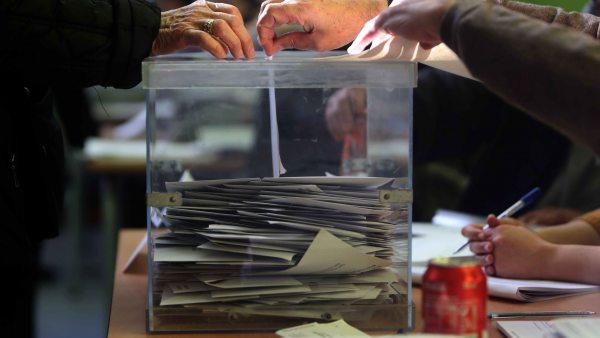 La participación en Cataluña a las 18 horas es del 68%