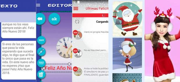 Weihnachtskarten Per Whatsapp.Apps Zum Erstellen Von Weihnachtskarten Und Neujahr Und Senden Sie