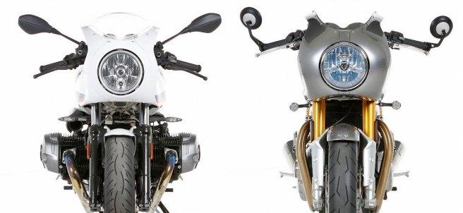 Gran par motor en ambas