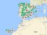 Ciudades premiadas con la lotería de Navidad 2017