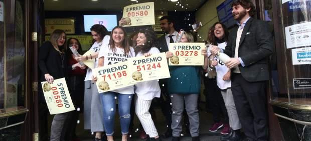 Una administración de Zamora vende números de Doña Manolita para cambiar su suerte en la ...