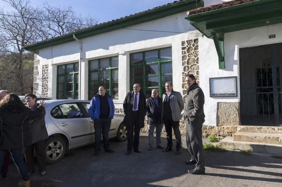 Obras p blicas invierte en rehabilitar la antigua - Rehabilitar casa antigua ...