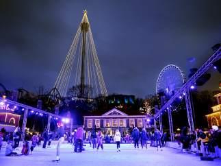 El mayor parque de atracciones de Escandinavia