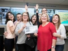 El Gordo cae en una oficina en Málaga y 3 empleados se quedan sin premio: no compraron décimo
