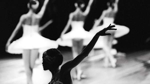 Fotografía del ballet del Bolshoi realizada por Sasha Gusov