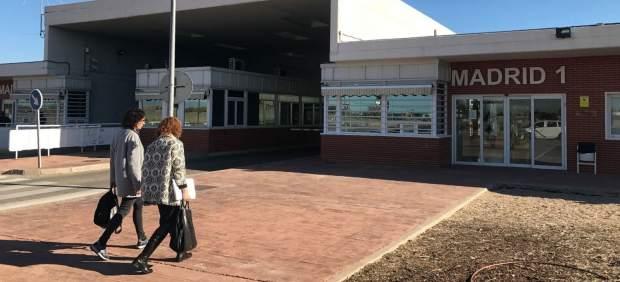 Marta Rovira, en la cárcel de Estremera