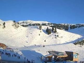 Estación de esquí de Chamrousse