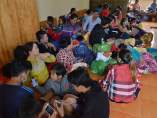 Tormenta en Filipinas