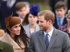 Enrique y Meghan se exhiben en Gales