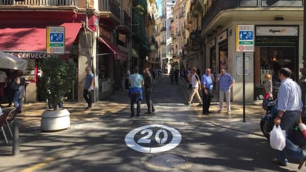 Balance vecinal de 2017 en València