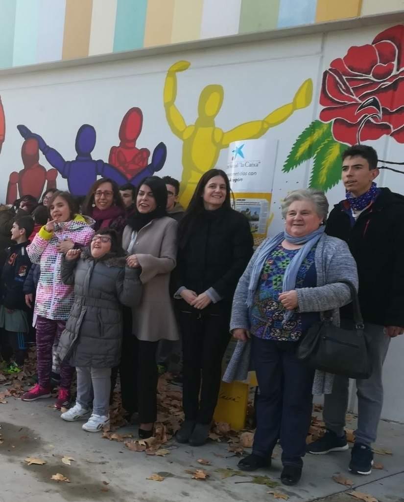 Obra social la caixa colabora con el colegio educaci n especial de calatayud en el proyectos - Pisos de obra social la caixa ...