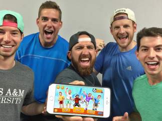 3. DUDE PERFECT