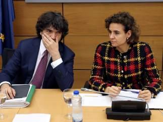 Dolors Montserrat en la reunión de la Conferencia Sectorial de Igualdad