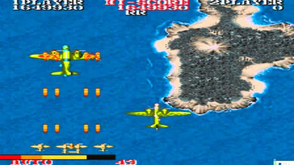 Foto: 1943: THE BATTLE OF MIDWAY | 15 grandes juegos arcade que ...