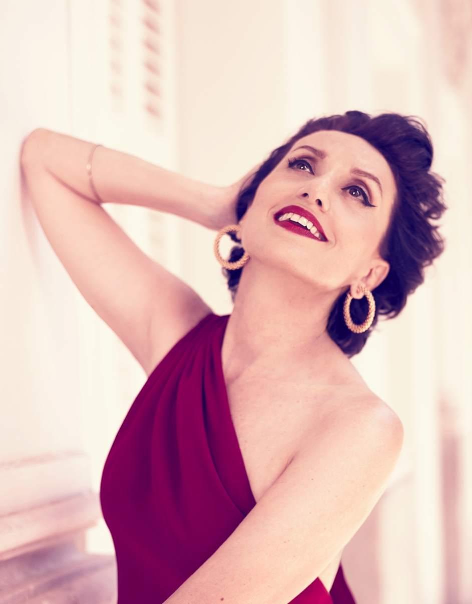 Luz Casal actúa este jueves en el Teatro Real mientras ultima su nuevo disco