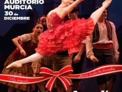 Nota/ El Auditorio Regional Acoge Este Sábado El Balle T 'Don Quijote' De La Com