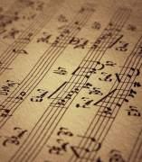 Música. Partitura.