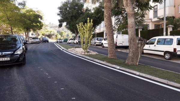 El ayuntamiento de m laga destina m s de euros en for Distrito ciudad jardin malaga