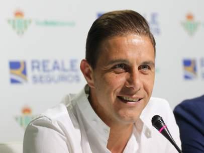 Joaquín Sánchez, jugador del Real Betis
