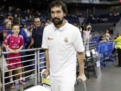 El regreso de Sergio Llull: jugará el miércoles ante Panathinaikos más ocho meses después