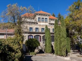 'Villa Aspirina', en Miraflores de la Sierra