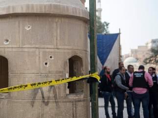 Atentado El Cairo