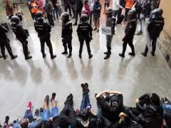 Agentes en Cataluña