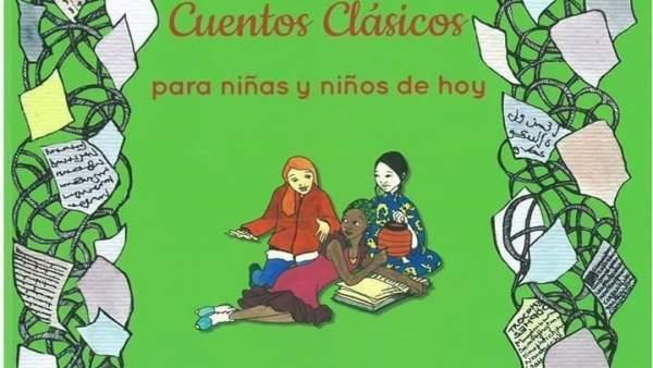 Portada 'Cuentos Clásicos para niñas y niños de hoy'