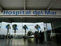 Hospital del Mar de Barcelona.