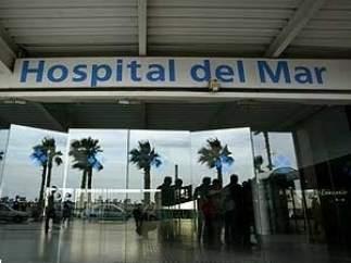 Hospital del Mar de Barcelona.