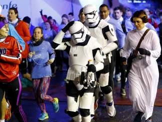 Star Wars en Vallecas