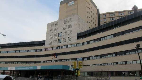 Hospital Clínico Lozano Blesa de Zaragoza