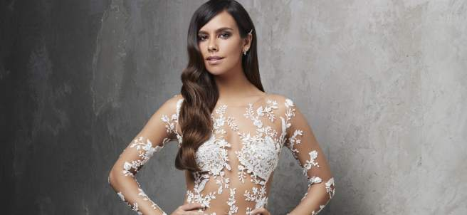 Vestido de Cristina Pedroche Campanadas 2017
