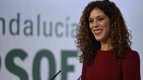 Miriam Alconchel, diputada nacional del PSOE por Cádiz
