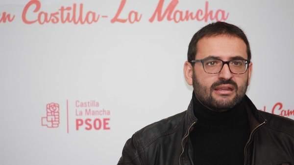 Sergio Gutiérrez, secretario Organización PSOE