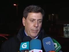 El padre de Diana Quer, Juan Carlos Quer