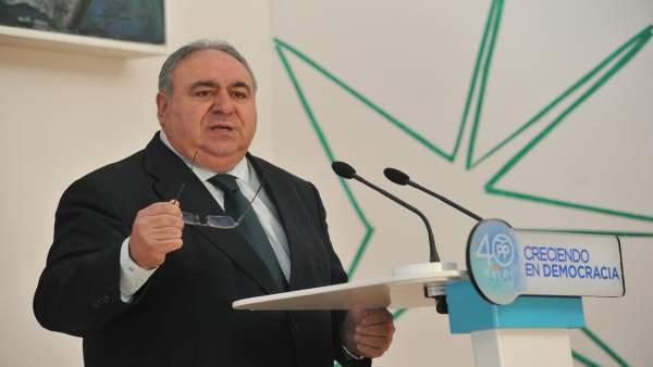 Vicente Tirado, PP