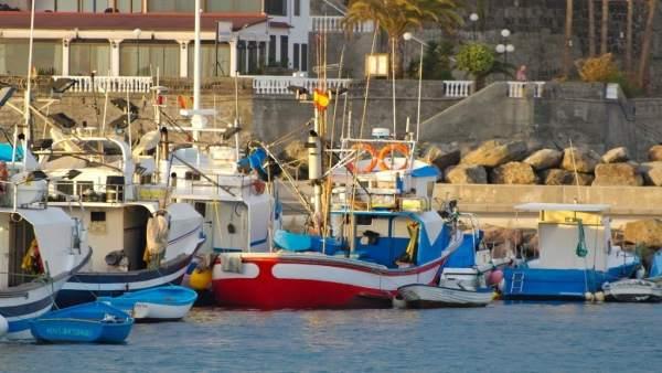 Puerto de Arguineguín