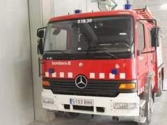 El TSJC ratifica la condena a la Generalitat por la incapacidad de un bombero expuesto al amianto