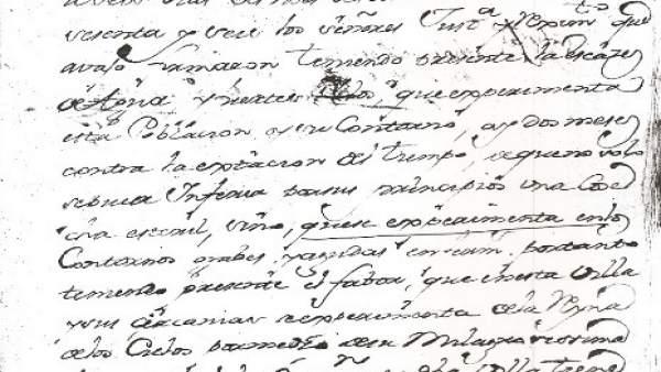 Rogativa pro pluvia en Pontevedra (1766)