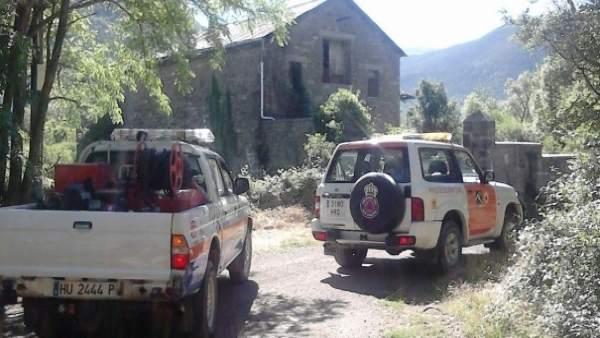 Vehículos de Protección Civil