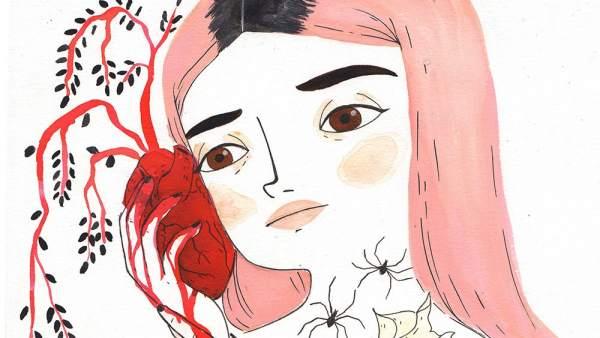 'Tristeza' de María Hesse