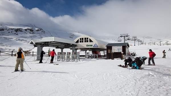 Estación esquí Alto Campoo