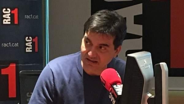 Sergi Sabrià (ERC) en Rac1