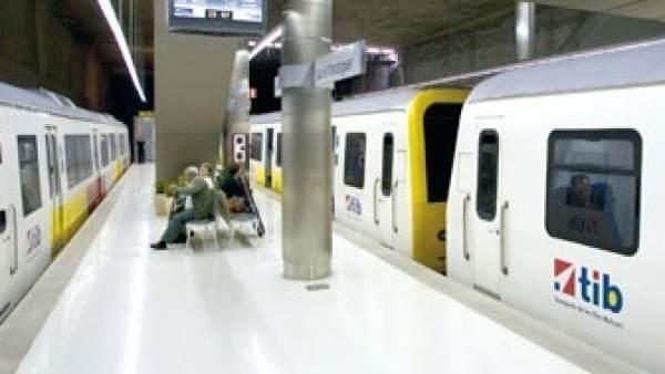 Estación intermodal Palma, Mallorca