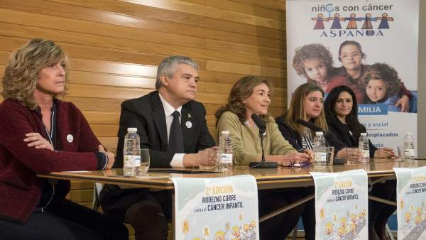 Carrera solidaria Rodezno