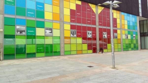 Mural de la Plaza de la Concordia